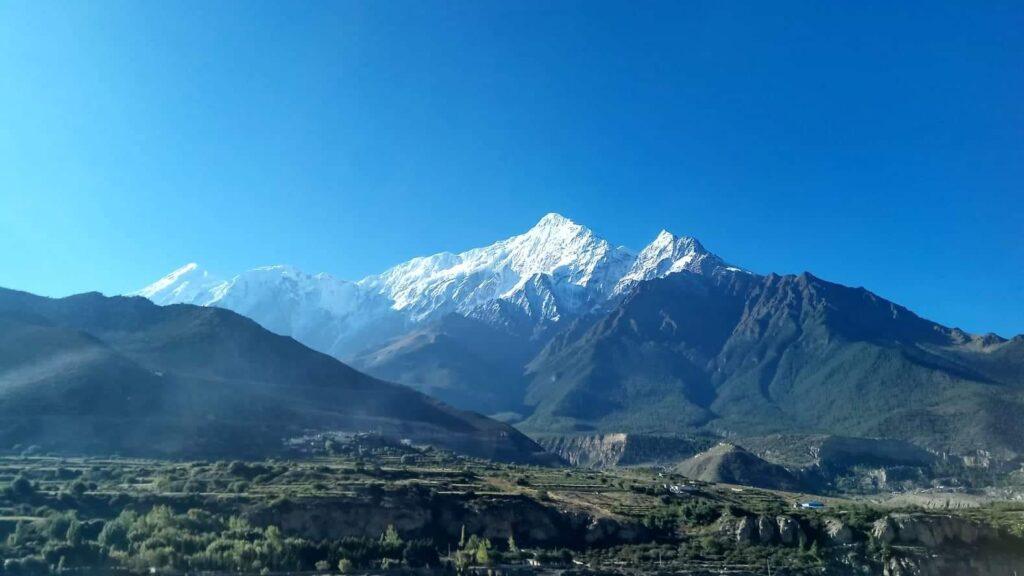 Trek to Upper Mustang